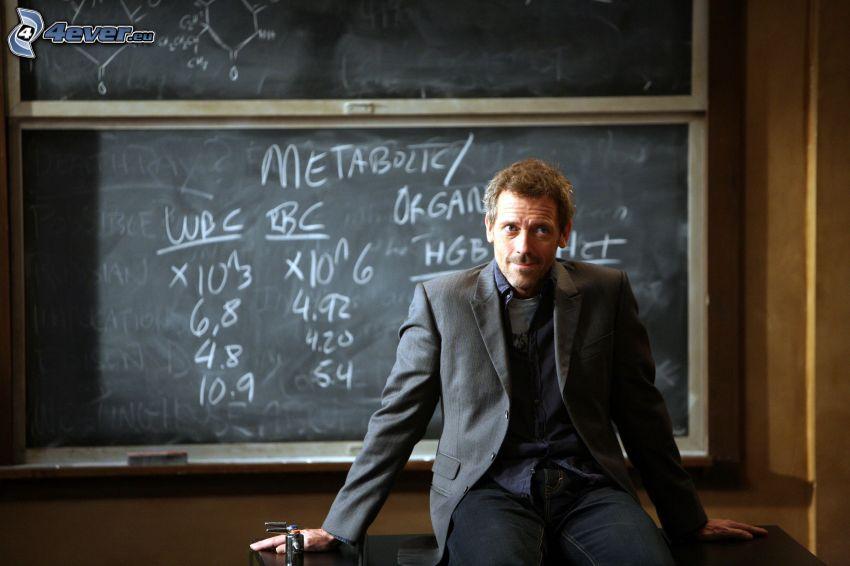 Dr. House, tabuľa