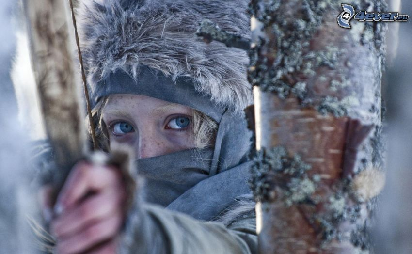 Hanna, lukostrelec