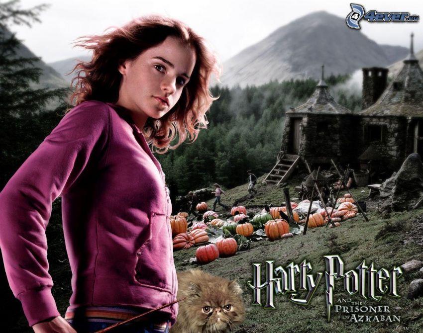 Harry Potter a väzeň z Azkabanu, Hermiona, Emma Watson