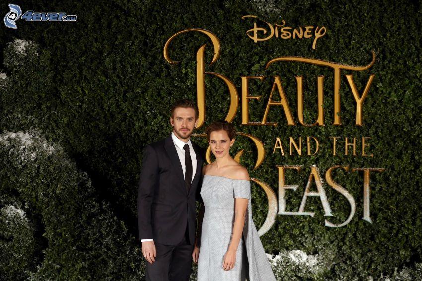 Kráska a zviera, Emma Watson, Dan Stevens