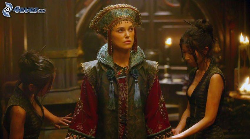 Piráti z Karibiku, Keira Knightley