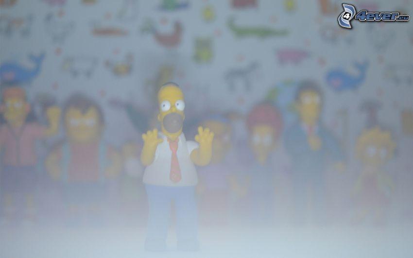 Simpsonovci, Homer Simpson