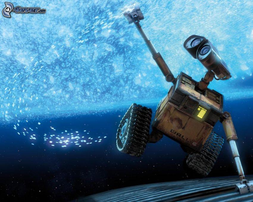 WALL·E, robot