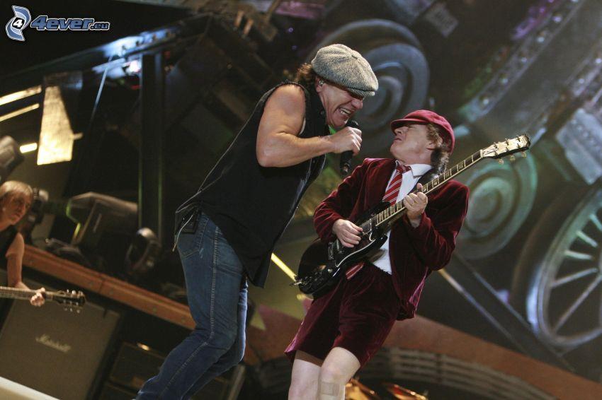 AC/DC, koncert