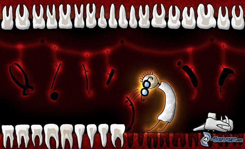 zubár