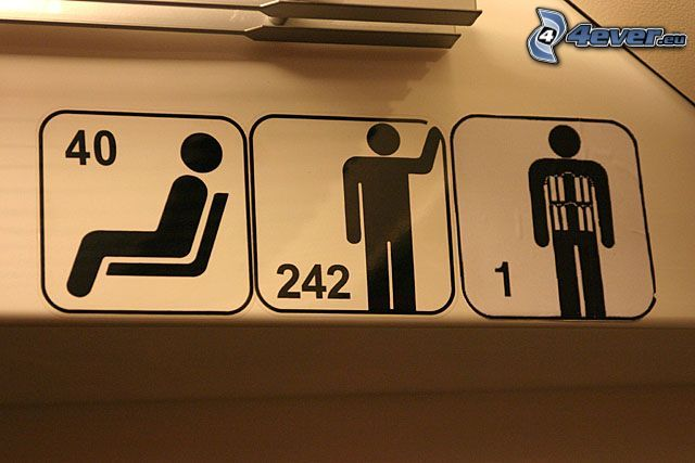 metro, človek, terorista