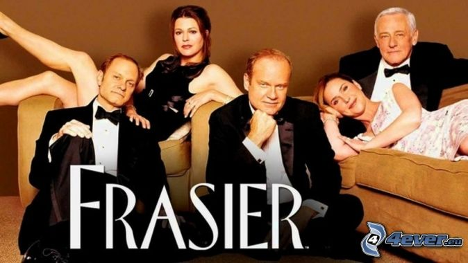 Frasier Cast  List of All Frasier Actors and Actresses
