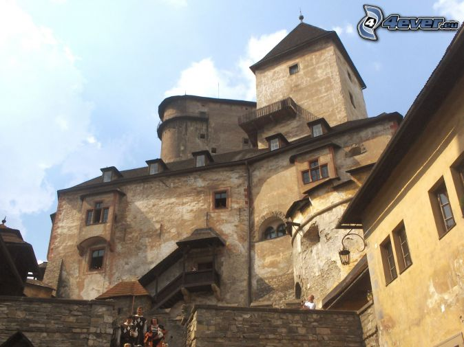 Orava Castle, Orava