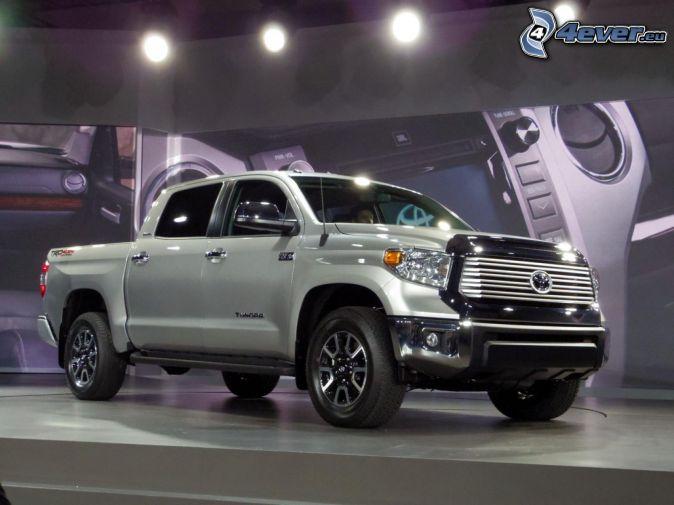 Toyota Tundra, exhibition