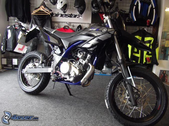 Yamaha wr125 for Garage yamaha scooter