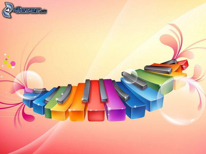 Музыкальные картинки на рабочий стол