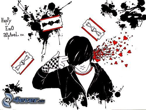Emo Love Wallpaper Gallery : Emo