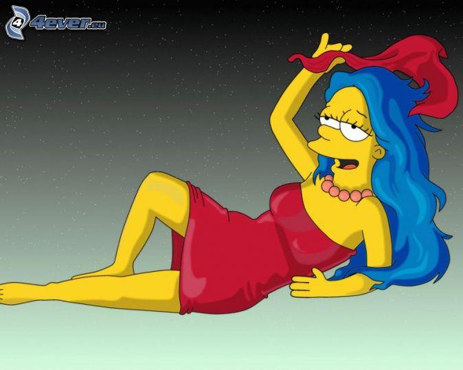 Marge simpson - Marge simpson nud ...