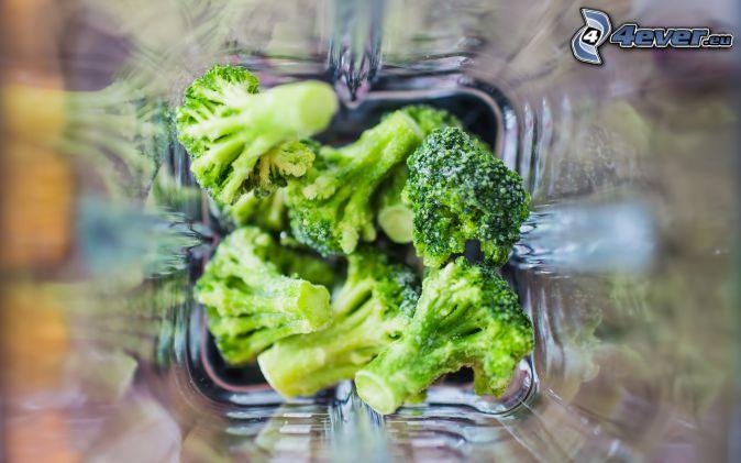 broccoli, container