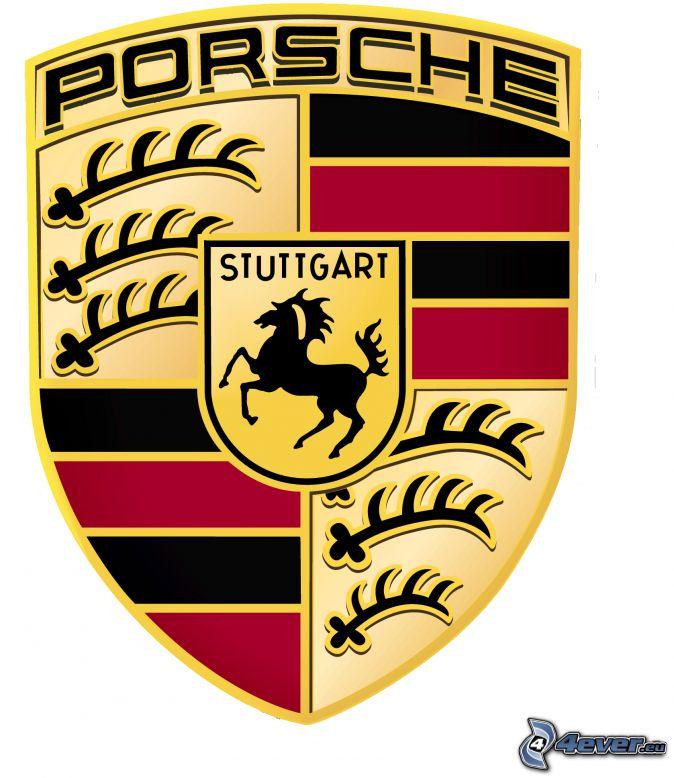 Porsche, horse