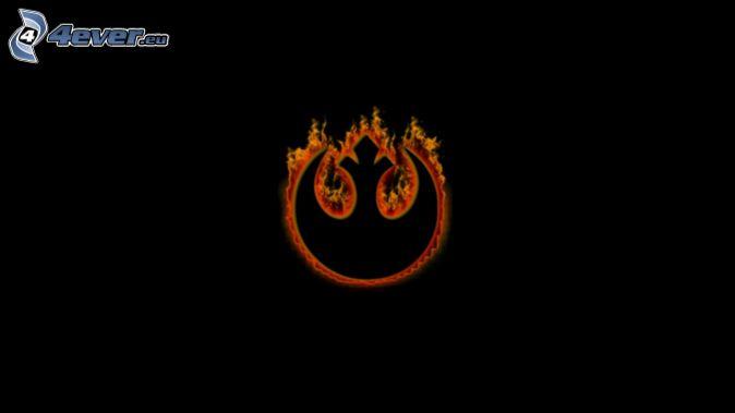 Rebel Alliance, fire