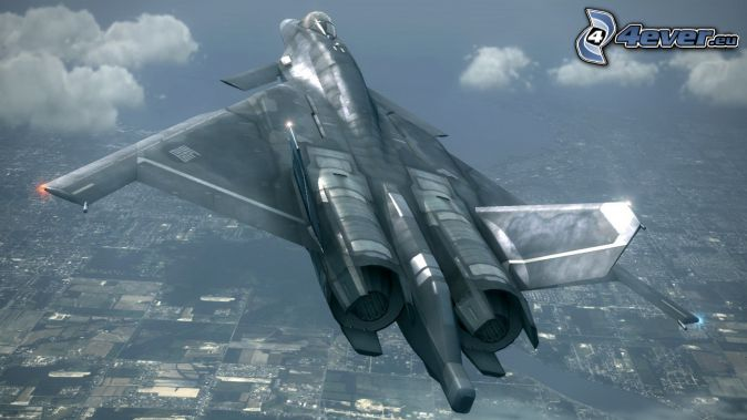 Ace Combat 6, fighter