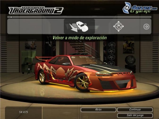 Need For Speed Underground 2 Complet Pc