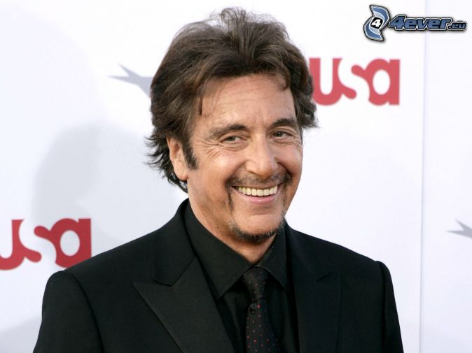 al pacino. Black Bedroom Furniture Sets. Home Design Ideas