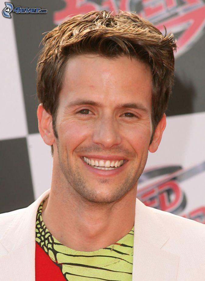 Christian Oliver, smile