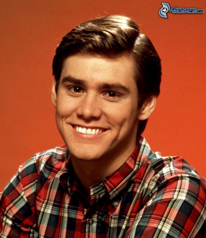 Jim Carrey , smile Jim Carrey
