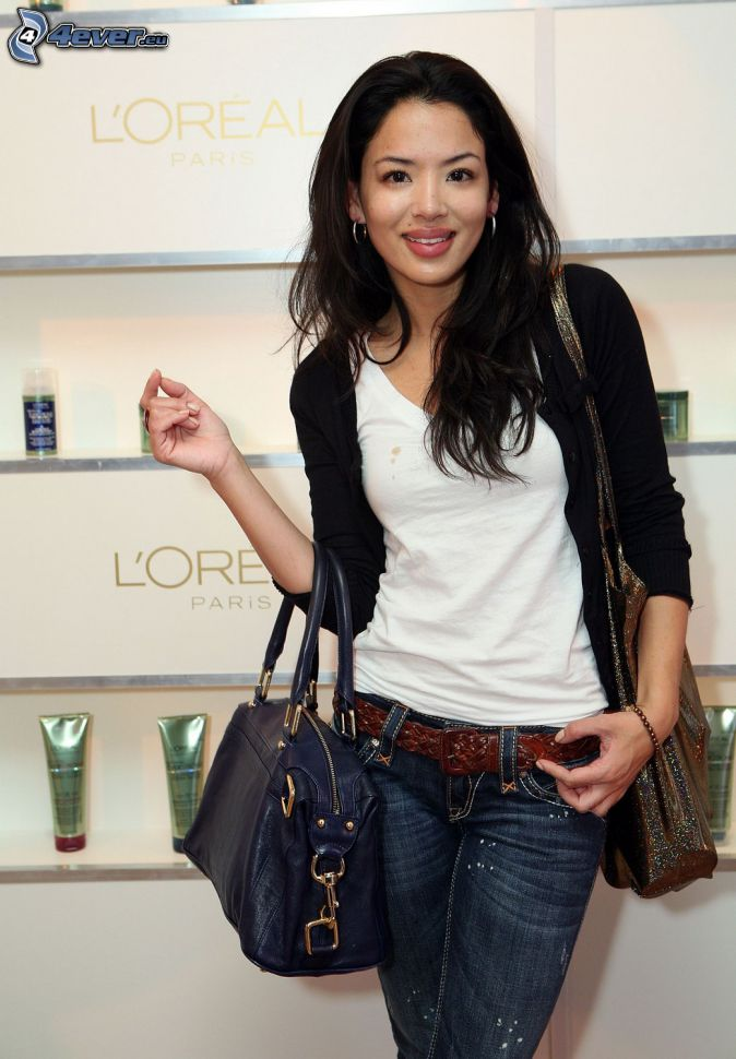 Stephanie Jacobsen, handbag