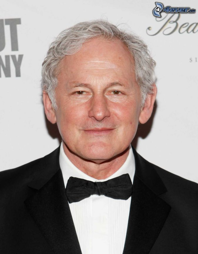 Victor Garber, smile, bow tie