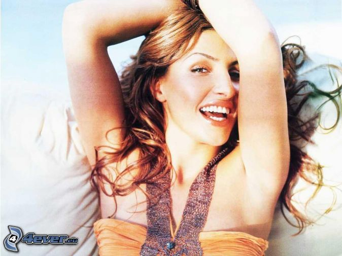 Helena Paparizou, laughter