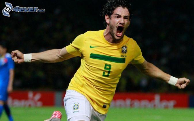 Alexandre Pato, joy