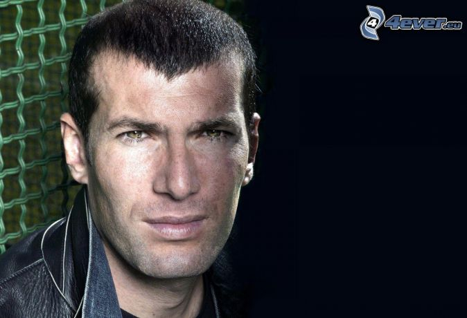 Zinedine Zidane, footballer