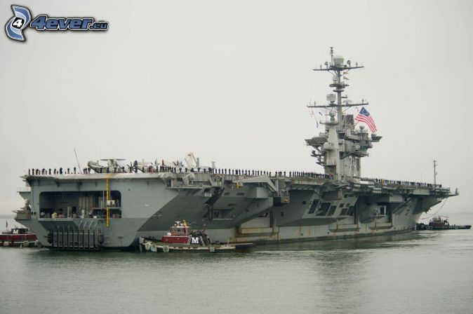 USS George Washington, aircraft carrier