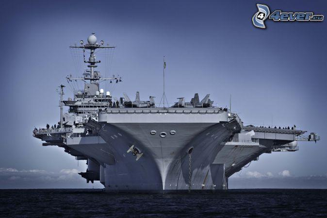 USS George Washington, aircraft carrier