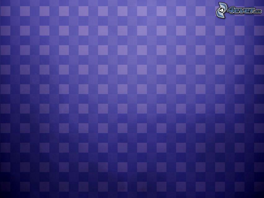 blue background, squares