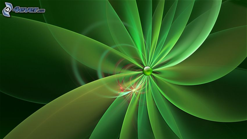 green background, abstract background