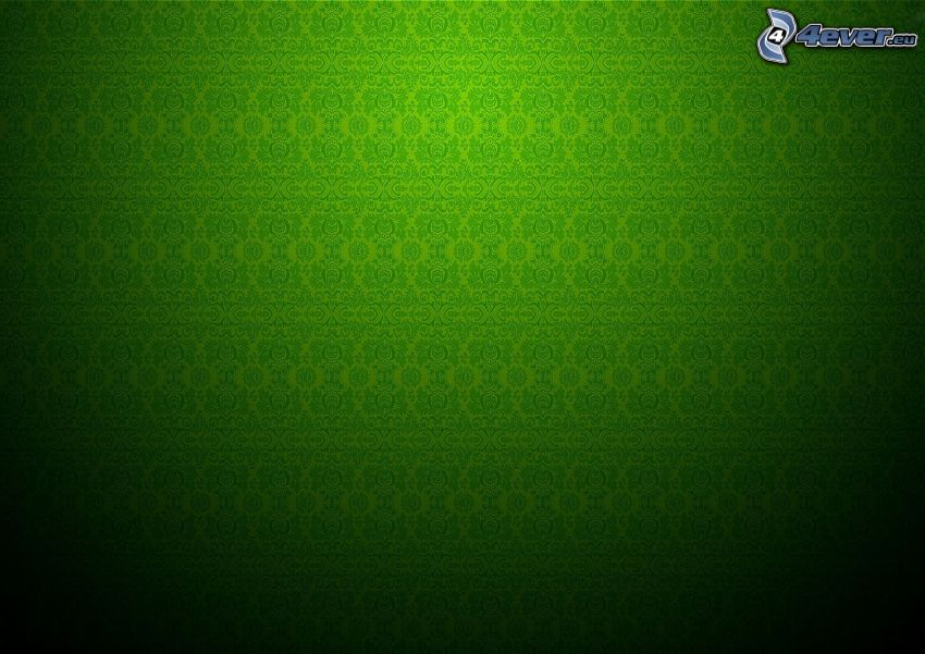 green background, wallpaper