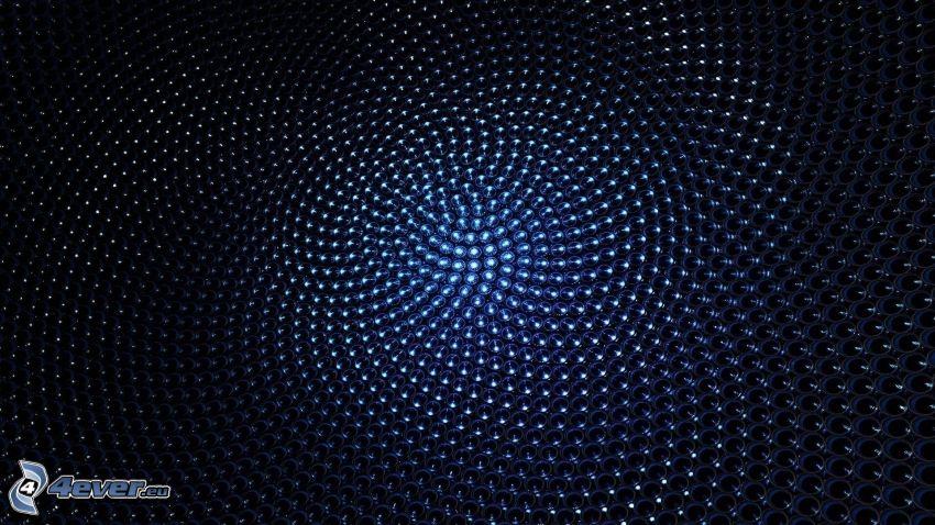 lights, dots