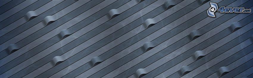 stripes, gray background