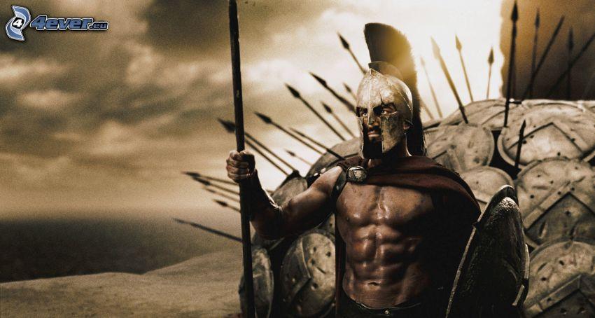 300, warrior