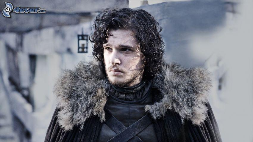 A Game of Thrones, Jon Snow
