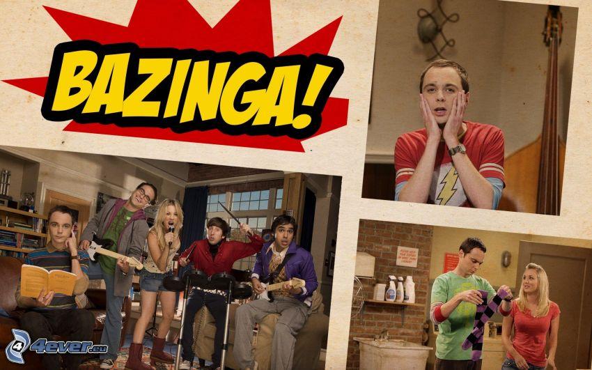 Bazinga!, The Big Bang Theory, Sheldon Cooper