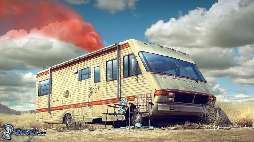 Breaking Bad, van