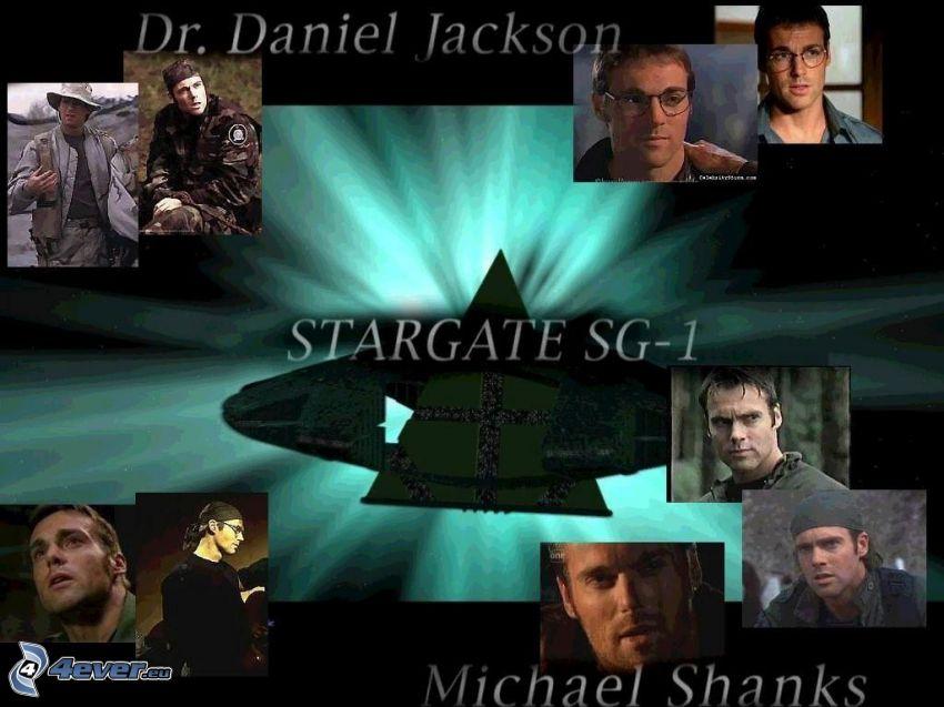 Daniel Jackson, Michael Shanks, Stargate SG-1