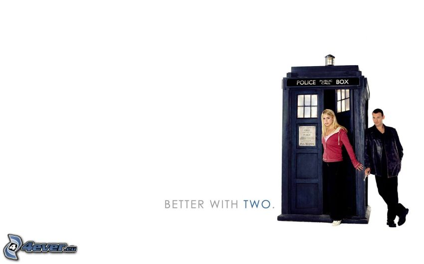 Doctor Who, telephone booth