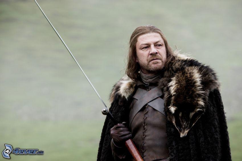 Eddar Stark, A Game of Thrones