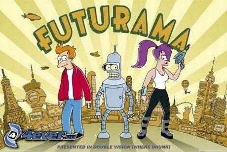 Futurama, Bender Bending Rodríguez