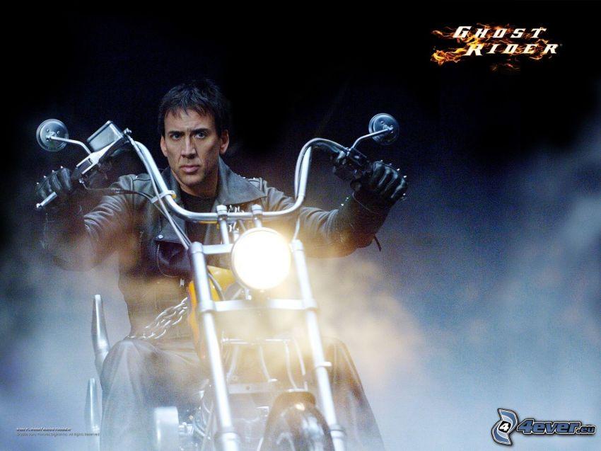 Ghost Rider, Nicolas Cage