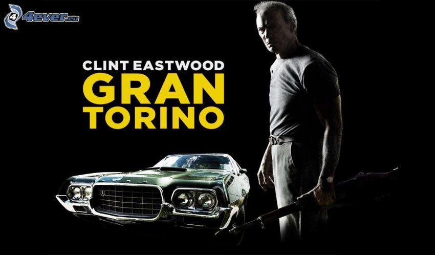 Gran Torino, Clint Eastwood