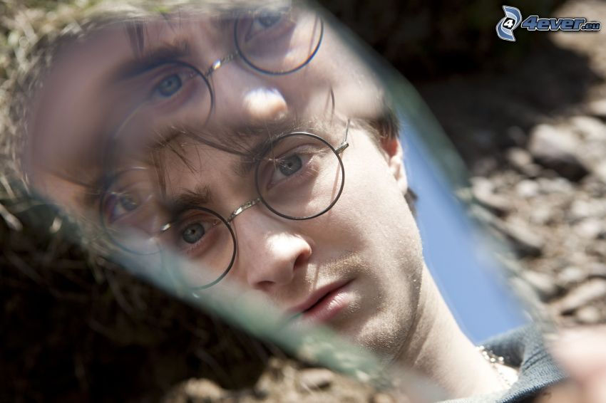 Harry Potter, reflection