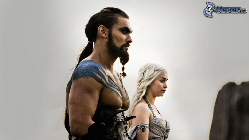 Khal Drogo, A Game of Thrones