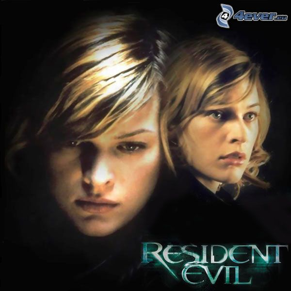 Milla Jovovich, Resident Evil, actress, movie